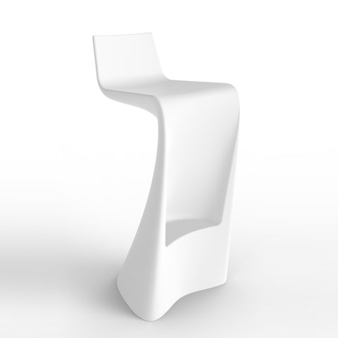 Illuminated Wing Bar Stool