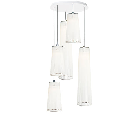 Solis Mixed Chandelier