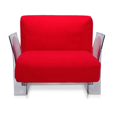 Pop Armchair with Trevira™ Fabric
