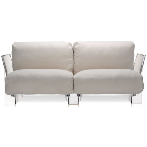 Pop Loveseat with Trevira™ Fabric
