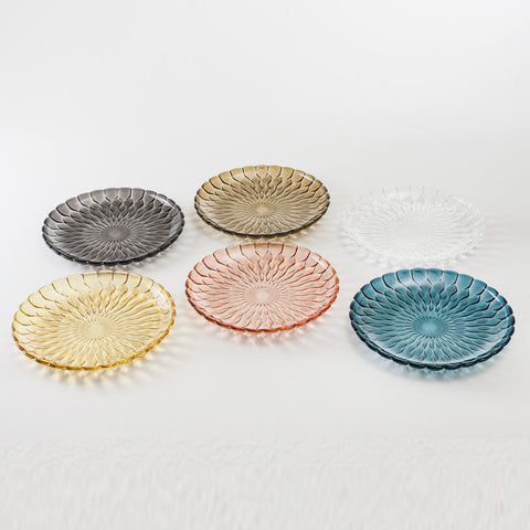 Jelly Table Centre Plates Set of 4