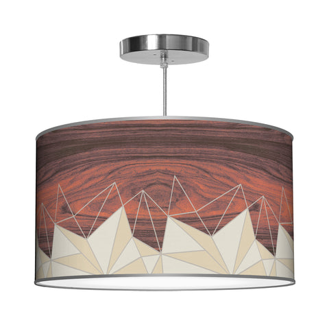 Facet Pendant Light