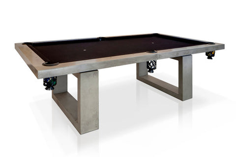 Concrete Outdoor Pool Table
