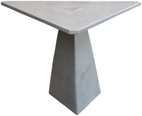 Locking Triangle Dining Table