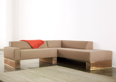 Beam Sofa Sectional Chase