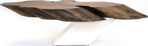 Zora Live Edge Coffee Table