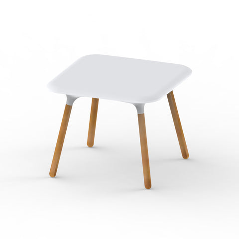 Sloo Table - Iroko Wood Legs