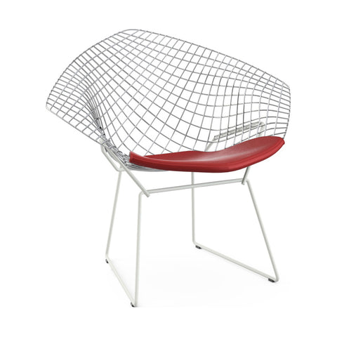 Bertoia Two-Toned Diamond Chair