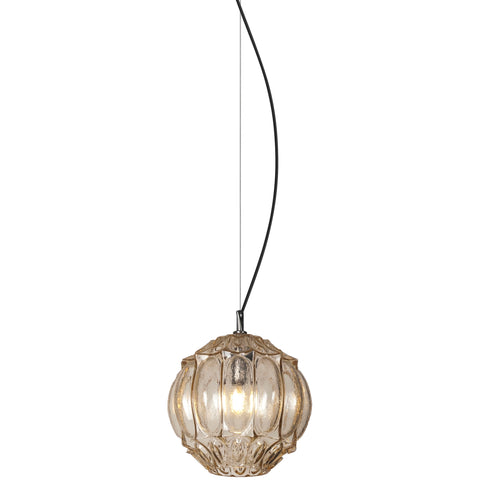 Ginger Round Pendant Light
