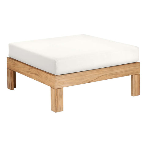 Linear Deep Seating Ottoman