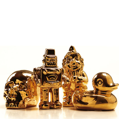 Seletti Limited Gold Edition Porcelain 2modern