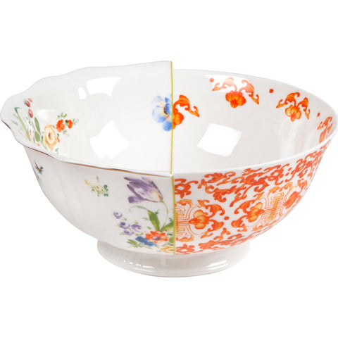 Hybrid-Ersilia Porcelain Big Salad Bowl