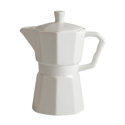 Porcelain Coffee Percolater