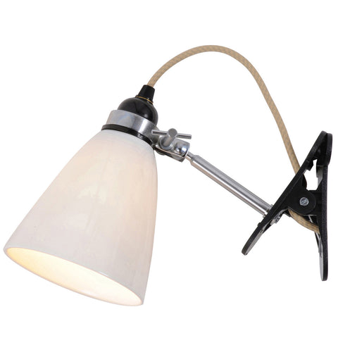 Hector Medium Dome Clip Light