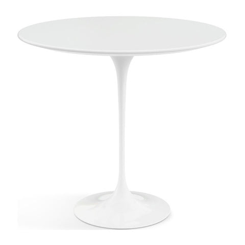 Saarinen 22 Inch Oval Side Table