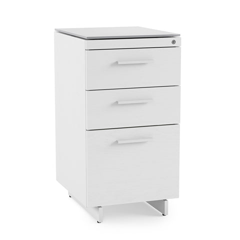 Centro 6414 3-Drawer File Cabinet