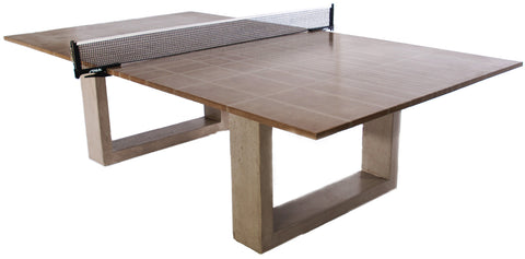 Inwards Fibonacci Ping Pong Table