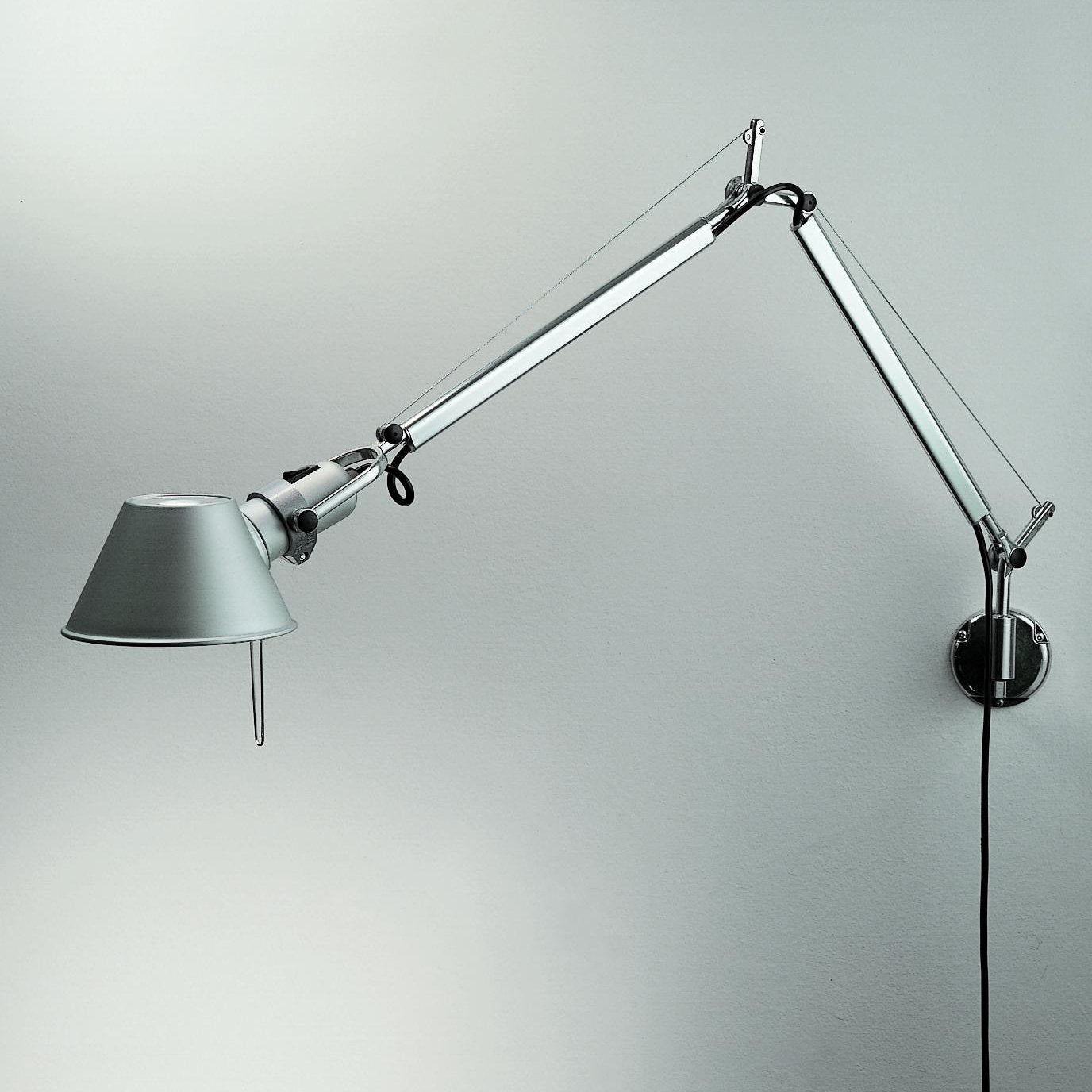 Bedside lamps wall mounted - Tolomeo Micro Wall Light