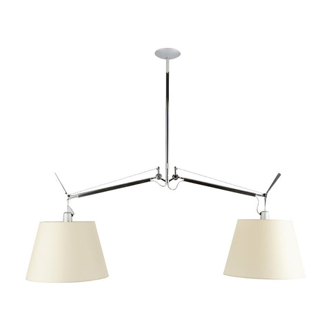 Tolomeo Double Shade Suspension