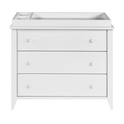 Sprout 3-Drawer Changer Dresser