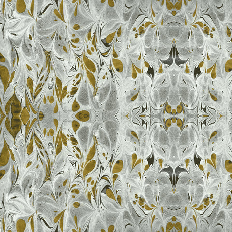 Fluid Wallpaper Sample Swatch
