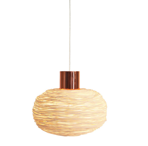 Unit Rattan Pendant Light