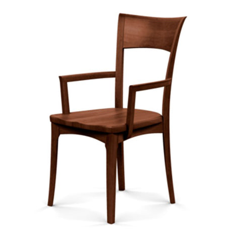 Ingrid Armchair - Wood Seat
