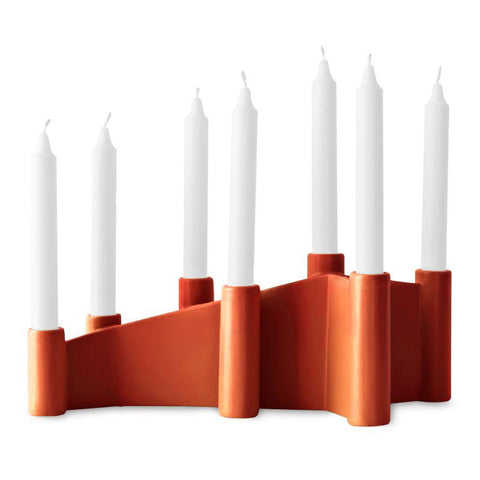 Cathedral Candle Holder