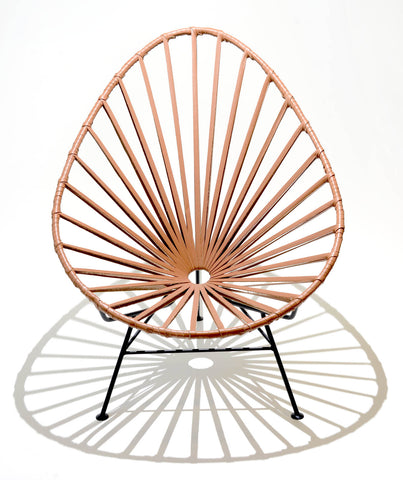 Acapulco Lounge Chair - Leather