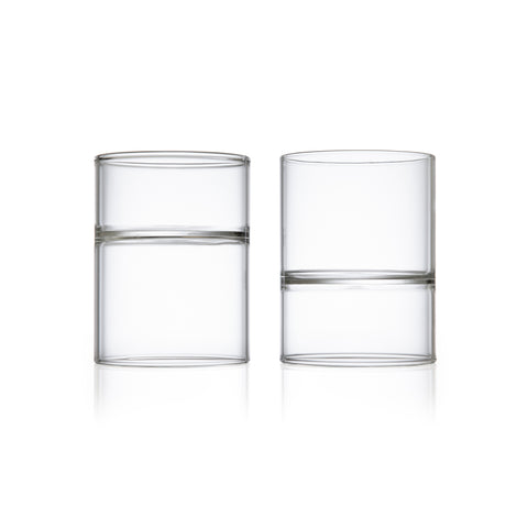 Revolution Rocks and Martini Glass (Set of 2)