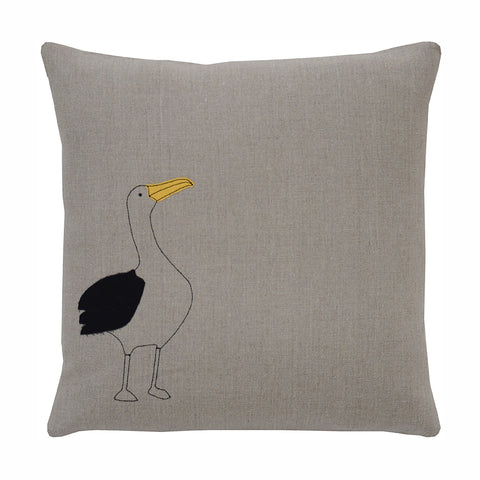 Galapagos Albatross Pillow