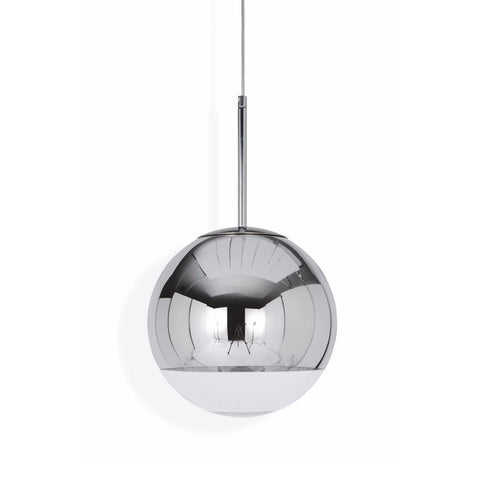 Mirror Ball Pendant Light