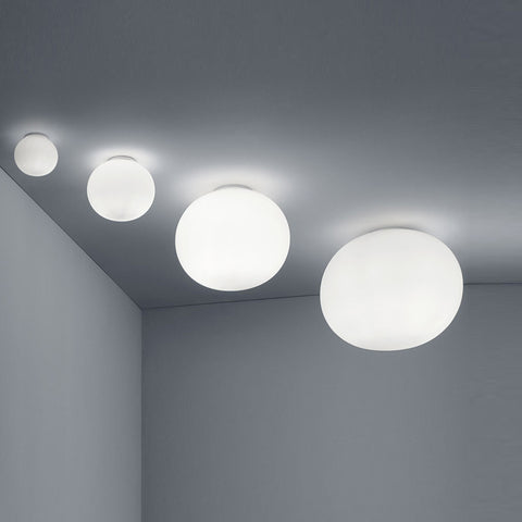 Glo-Ball Wall/Ceiling Sconce