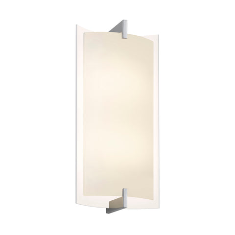 Double Arc Tall Wall Sconce