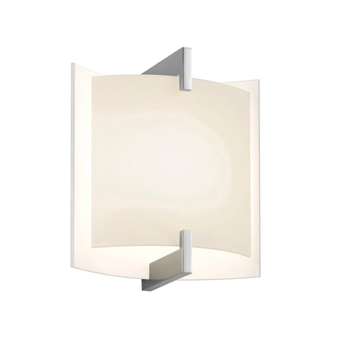 Double Arc Wall Sconce