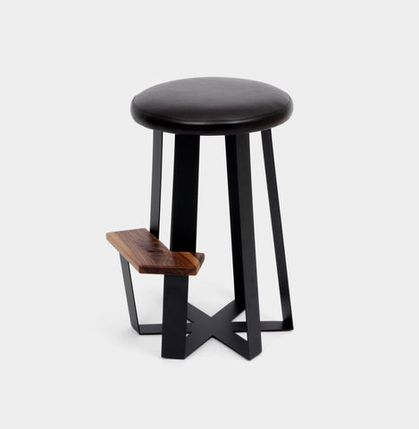 ARS Counter Stool Leather