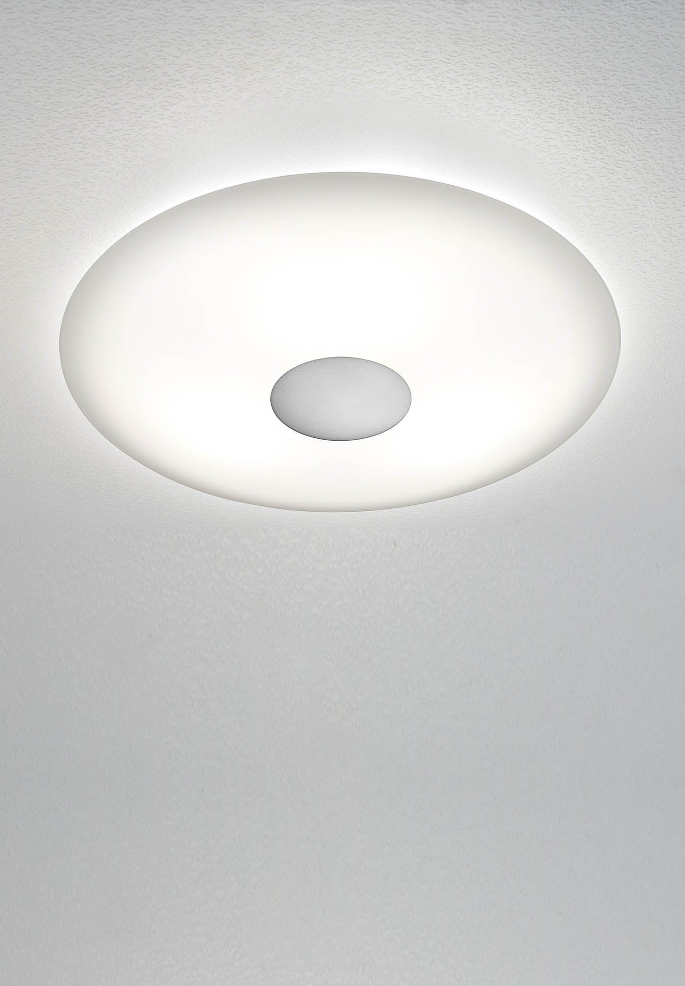 Series Flush Mount Fixtures Have A Very Low Profile While