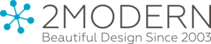 2Modern Beautiful Design Since 2003 logo