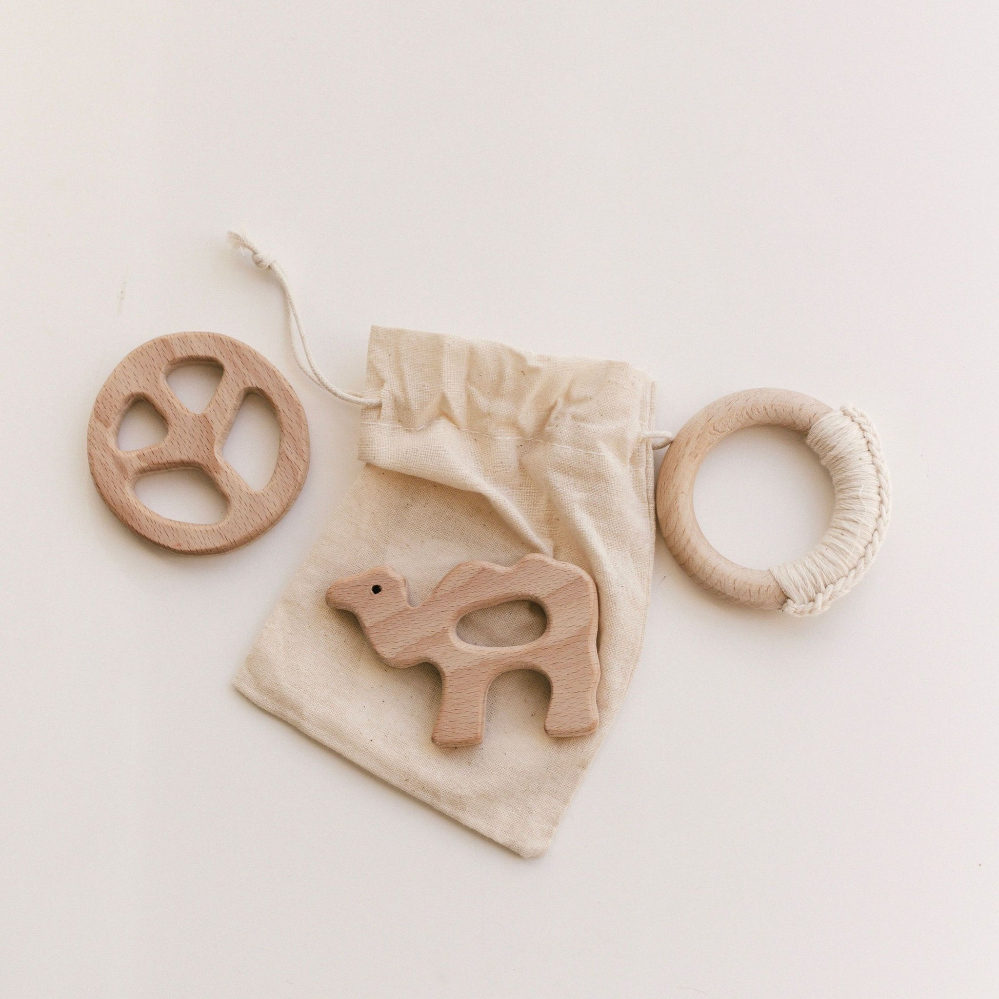 camel teether