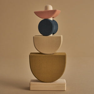 *NOV PREORDER* Shapes Stacking Tower
