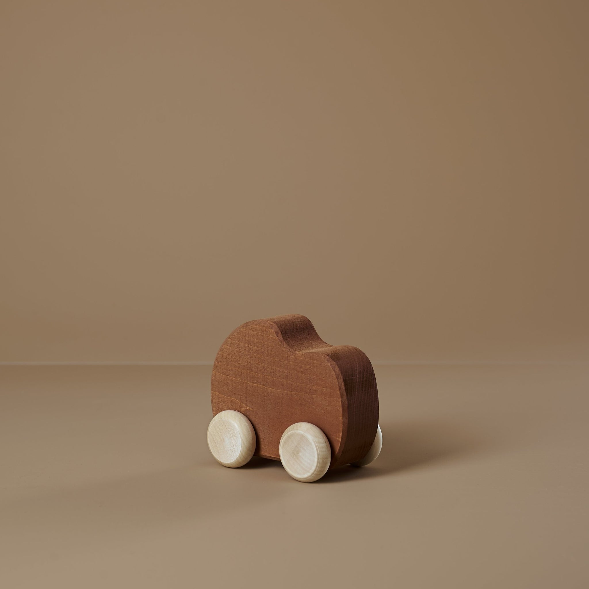 *DEC PREORDER* Wooden Shape Car | clay