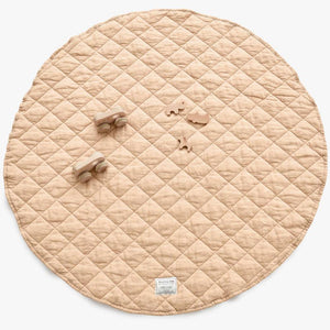 warren hill play mat | oat