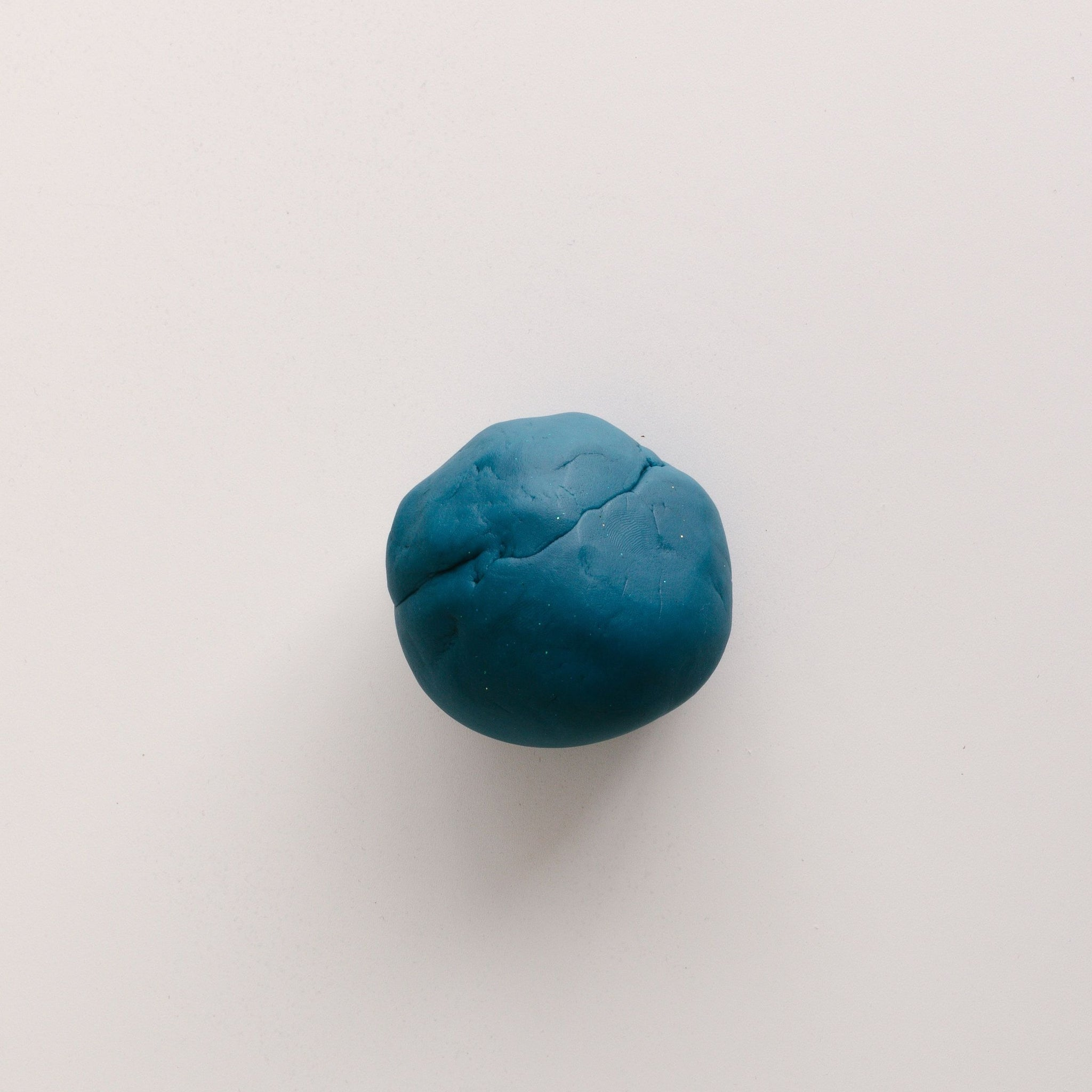 play dough | aqua