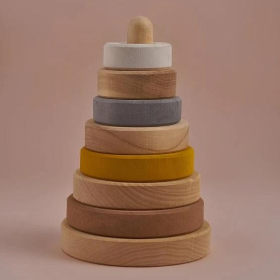 *DEC PREORDER* Stacking Tower | Sand