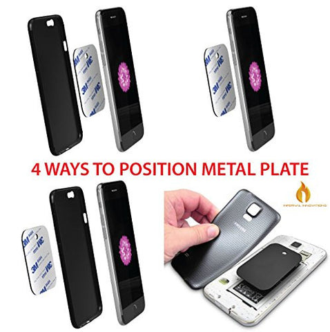 #1 Magnetic Phone Mount CD Slot | iPhone 6 & 6S CD Slot Car Mount | Universal Car Cell Phone Holder