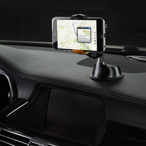 dashboard suction mount