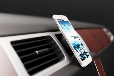 Magnetic Air Vent Phone Mount & Smartphone Stand