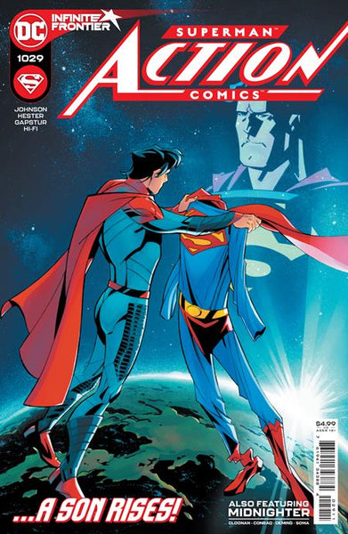 ACTION COMICS #1029 CVR A PHIL HESTER & ERIC GAPSTUR Preorder expected 3/23