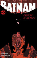 BATMAN CREATURE OF THE NIGHT TP Pre Order expected 3/24