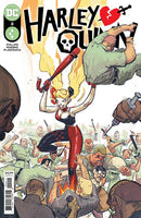 HARLEY QUINN #2 CVR A RILEY ROSSMO  Preorder, expected 4/28